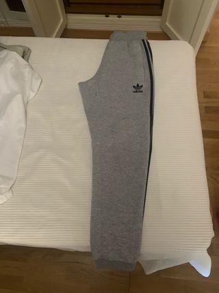 Chándal Adidas original gris