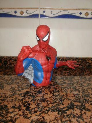 busto spiderman ( marvel figura figuras )