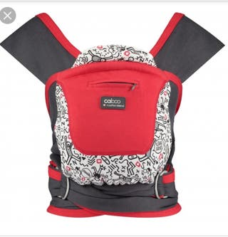portabebe mochila fular ergonómica caboo