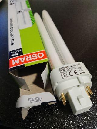 10 Bombillas Dulux Luminux D/E 26W/840 Cool White