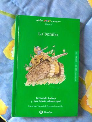 libro de la bomba