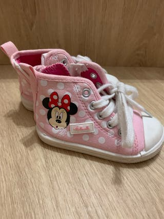 Zapatillas Disney de mini