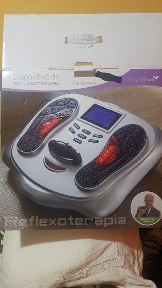 masajeador de pies y estimuladores corporales