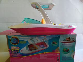 Barbie, barco vision submarina