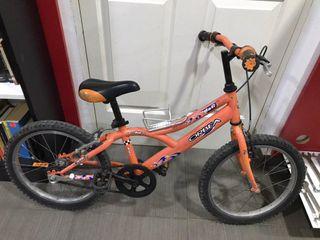 "Bicicleta infantil Orbea 18"""