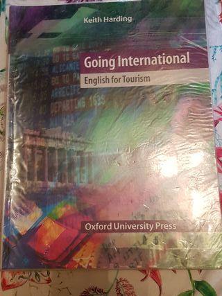 going internacional english for tourism