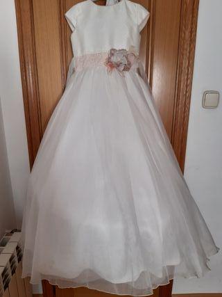 hermoso vestido de comunion