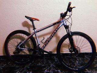 "Bicicleta Haibike 7.70 talla 45"" 27,5"""