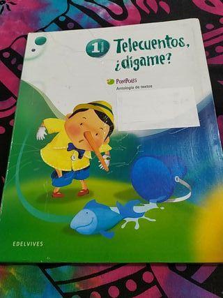 libro primero primaria