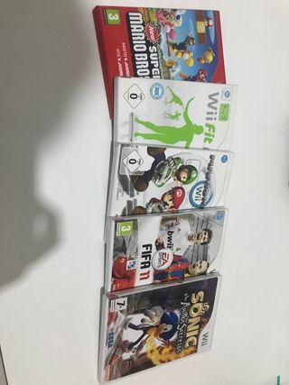 Wii sport