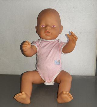 MUÑECO BABY BORN OJOS ROSAS DE ZAPF CREATION