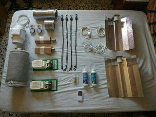 Kit cultivo interior completo