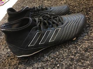 Adidas predators size 9 black