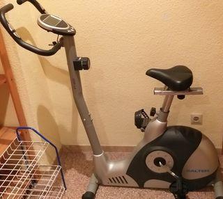 Bicicleta estática como nueva