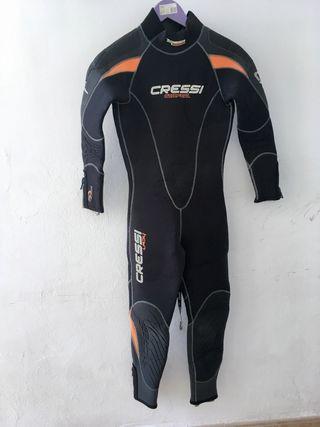 traje de buceo Cressi mujer S