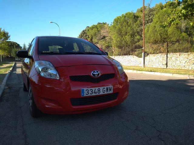 Toyota Yaris 1.0 PRECIO NEGOCIABLE