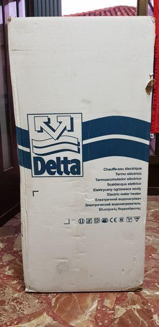 Calentador cisterna de 100 litros