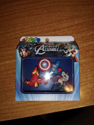 Los Vengadores Avengers Accesorios para zapatos
