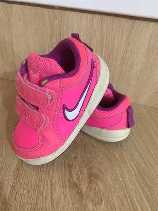 Nike rosa fucsia 21