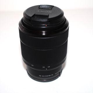 Objetivo 28-70mm estabilizado Sony FE