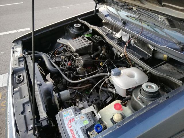 Volkswagen Golf Cabrio 1989