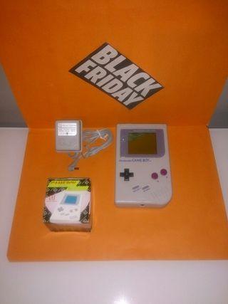 Cargador Nintendo Game Boy Clásica