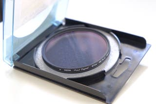 Filtro polarizador Hoya pro1 67mm