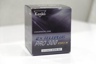 Teleconvertidor x2 Kenko pro 300