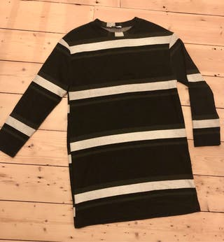 New Striped Sweatshirt