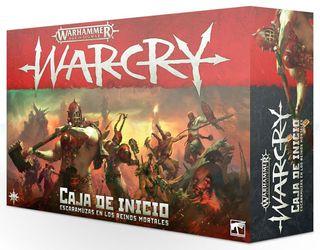 Warhammer Warcry.- Caja de inicio en español
