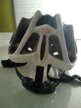 casco bici carretera T.L marca LAS