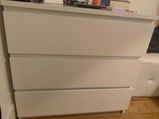 2 Chest of drawers IKEA