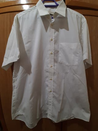 camisa corta devis