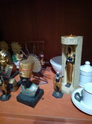 figuras egipcias varias