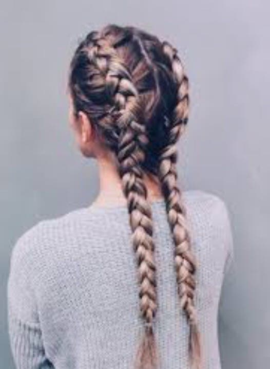 Mobile plait and style services