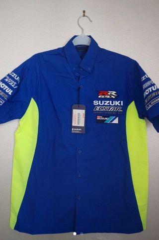 Camisa manga corta Suzuki
