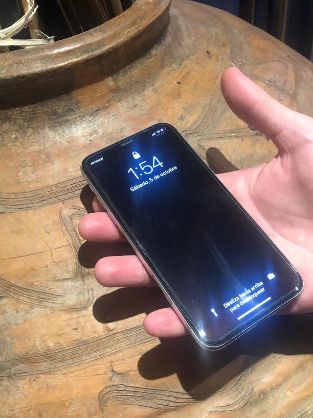 IPHONE X BLANCO 64GB