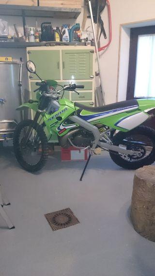 moto ciclomotor derbi senda 50cc