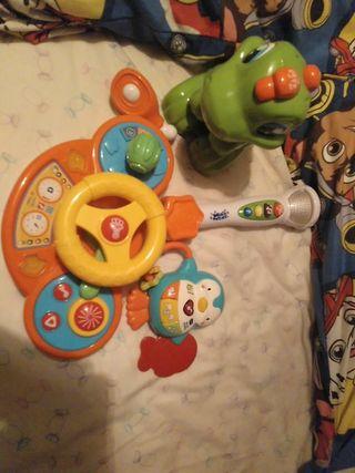 juguetes de 0a 36 meses