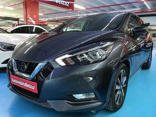 Nissan Micra 12 MESES DE GARANTIA,, GPS , CAMARA