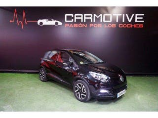 Renault Captur dCi 90 Zen Energy eco2 SANDS 66 kW (90 CV)