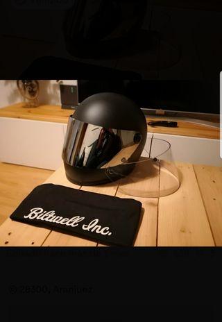 Casco moto retro BITWELL GRINGO S