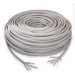 Cable de red UTP Cat 6e a medida