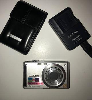 Cámara de fotos Panasonic Lumix