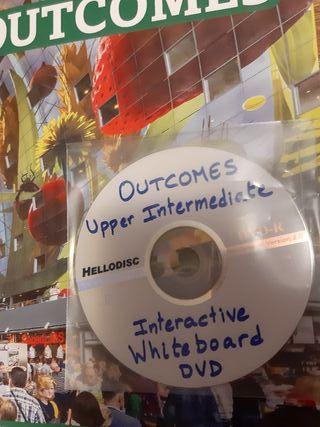 DVD clase del profesor outcomes upper intermediate