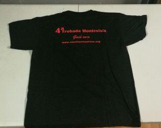 Camiseta Associació de Motos Clàssiques Montesa