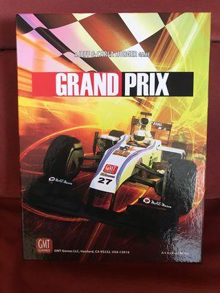 Grand Prix. Juego de mesa.