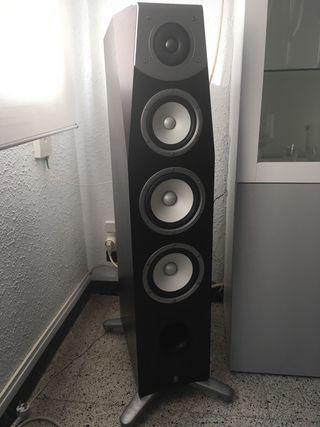 Altavoces Soavo Yamaha