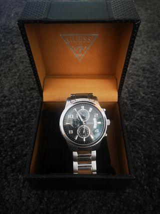 Reloj Hombre Guess W0075G1 W0075G1 (44 mm)