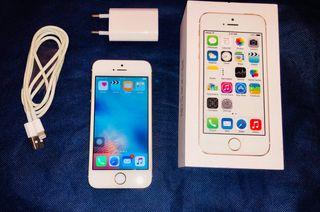 Iphone 5S Dorado 16Gb Libre
